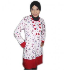 T-Shirt Muslimah Berpoket TM177
