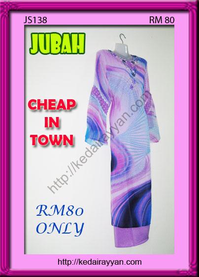 JUBAH-138