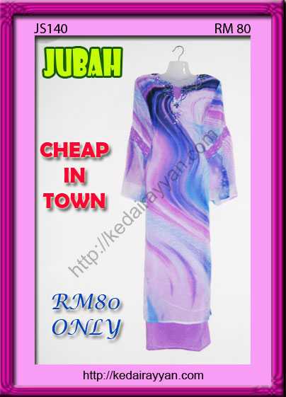 JUBAH-140