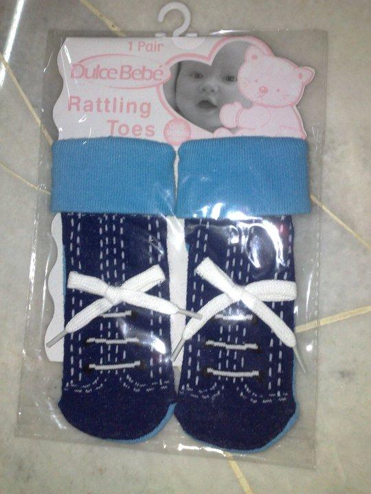 Baby Sock 01