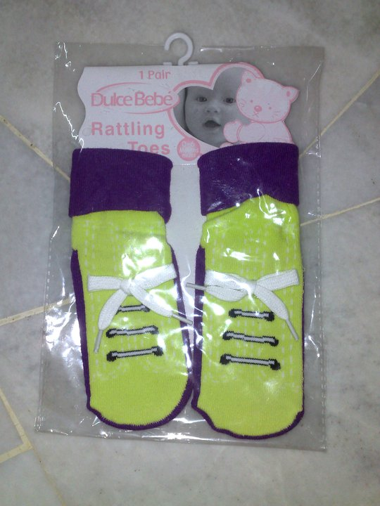 Baby Sock 02