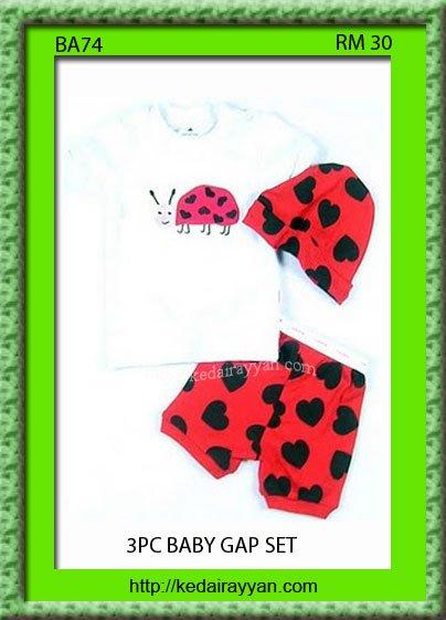 BA74 Baby Gap Pyjamas