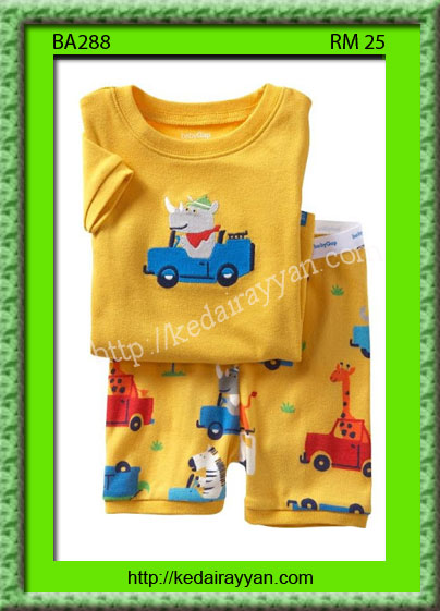 Baby Gap Pyjamas BA288