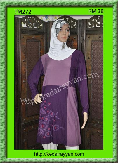 TM272-T-Shirt Muslimah