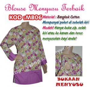 blouse menyusu mb06