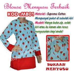 blouse menyusus mb01
